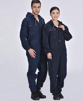 江东长袖工作服定制