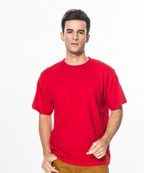 红色广告衫定制
