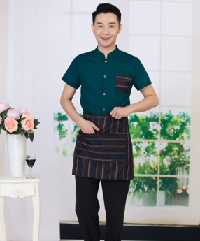江东酒店服装订制生产